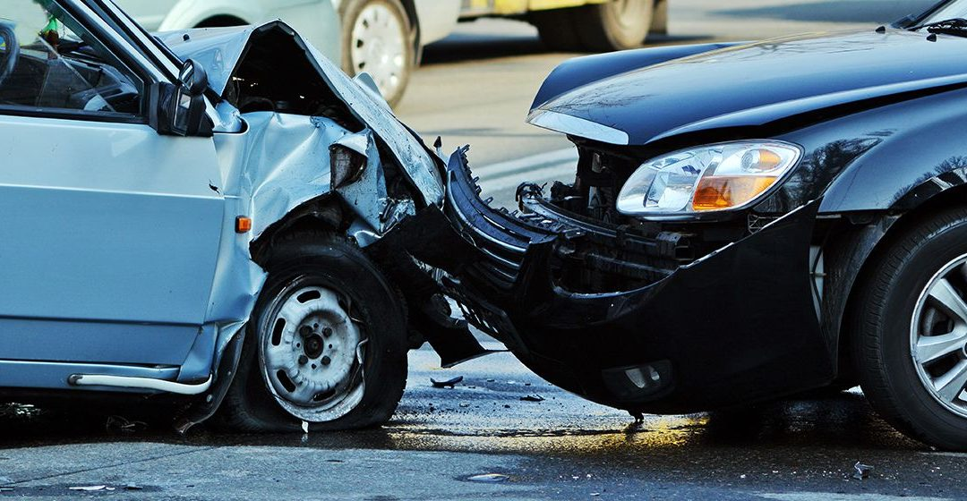 What to do when you are involved in a car accident